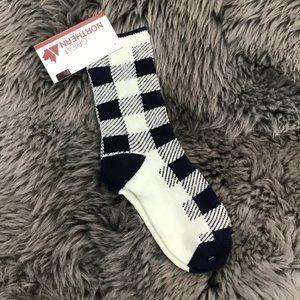 Great Northern | Kid's Socks | Blue & White